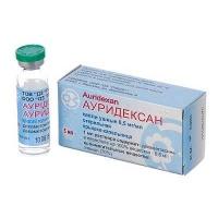 Ауридексан 0.5 мг/мл 5 мл капли