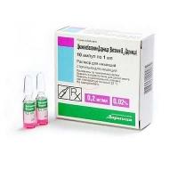 Цианокобаламин-Дарница 0.02% 1 мл №10 раствор