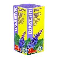 Диабетин 30мл капли