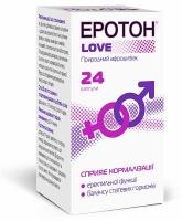 Эротон Лав (Love) 400 мг N24 капсулы