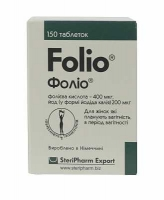 Фолио N150 таблетки