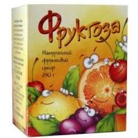 Фруктоза 250г натуральный фруктовый сахар