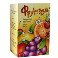 Фруктоза 500г натуральный фруктовый сахар