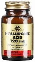 Гиалуроновая кислота 120 мг N30 таблетки