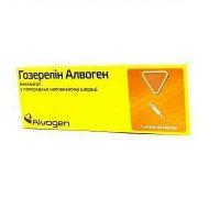Гозерелин-Алвоген Имплантат 10.8мг шприц №1