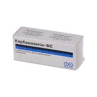Карбамазепин-ФС 200 мг №20 таблетки