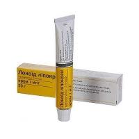 Локоид липокрем 0.1% 30 г крем