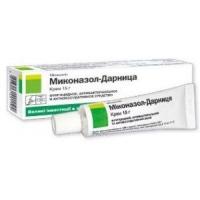 Миконазол-Дарница 2% 15 г крем