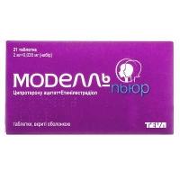Моделль Пьюр N21 таблетки