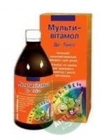 Мультивитамол формула L 200мл сироп