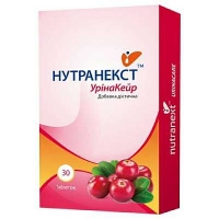 Нутранекст УринаКейр №30 таблетки