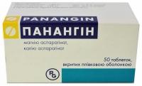 Панангин N50 таблетки