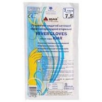 Перчатки хирургические стерильные размер 7.5 RiverGloves
