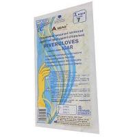 Перчатки хирургические стерильные размер 7 RiverGloves