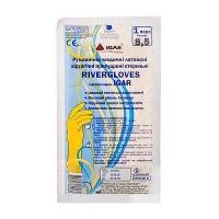 Перчатки хирургические стерильные размер 8.5 RiverGloves