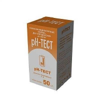 "Полоски ""рН-тест"" №50 для определения pH мочи"