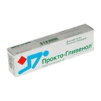Прокто-Гливенол 30 г №1 крем