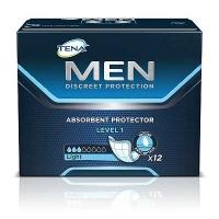 TENA Men №12 Прокладки урологические