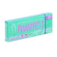 Тест для определения беременности Frautest N2 полоска double control