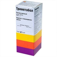Триметабол 150 мл сироп