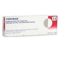 Верораб порошок флакон №1 вакцина против бешенства